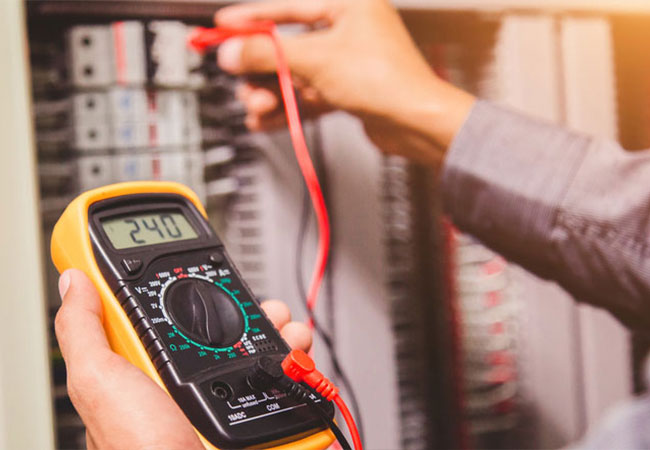Electrical Inspection Falkirk